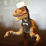ロボットだらけのホテルが長崎県にあった!